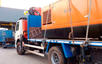 MURPATRANS- Transporte de maquinaria industrial